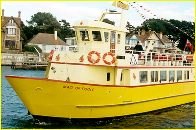 Brownsea Island Ferries -Poole\'s Famous Yellow Boats